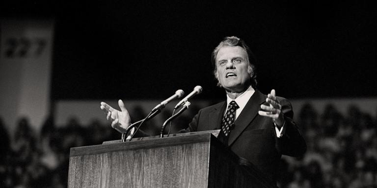 Farewell Billy Graham.