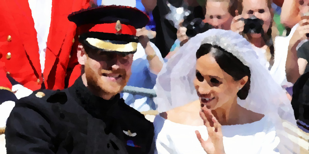 Why even Republicans like me got sucked into the  royal wedding